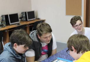 Работа с будущим и образовательные игры